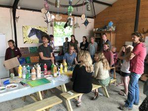 Art Workshop OttermeerHoeve Remko Smallenbroek Coaching & Art Driebergen