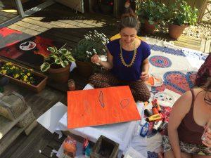 Art Workshop Ana Remko Smallenbroek Coaching & Art Driebergen