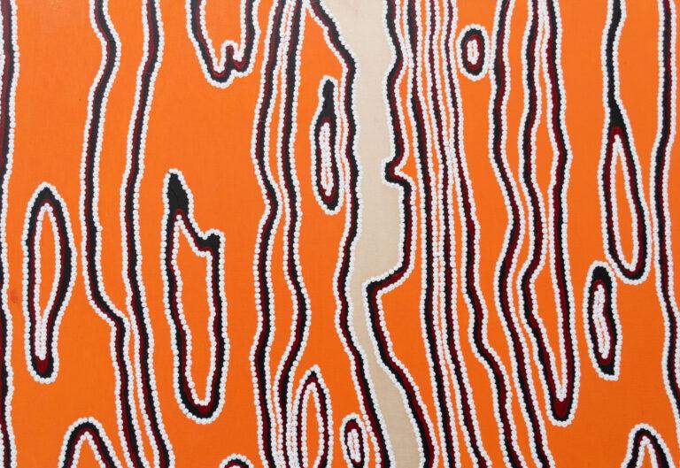 Acrylic Birchwood Remko Smallenbroek Coaching & Art